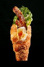 Chimney Bacon Egg